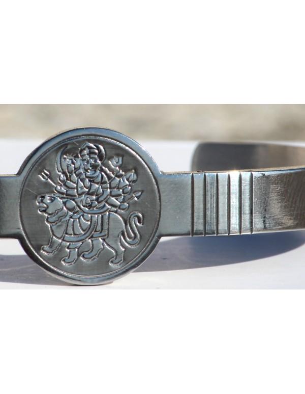 Premium Finish Stainless Steel Jai mata di -Cuff Bracelets