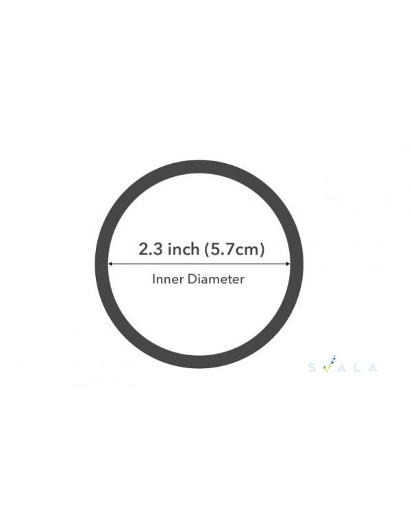 Premium Finish Punjabi Kada (0.7 inch) thickness for Men and Women