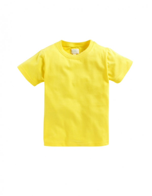Boys Yellow Combo T-Shirts